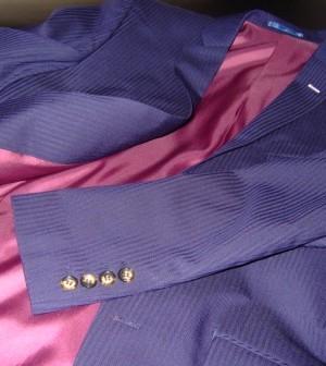 6c62cfd6d6106 ロイヤルネイビースーツ×ワインレッド裏地 – 大阪でオーダースーツをお ...